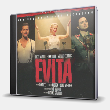 Evita (disc 2) - new broadway cast mp3 купить, все песни mp3 müzik kataloğu türk dilinde açın